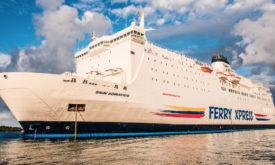 Ferry Express Panama and San Blas Ferry