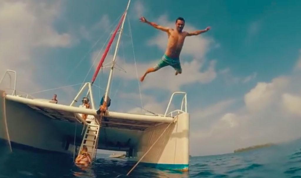 Sailing Cartagena to Panama City by boat