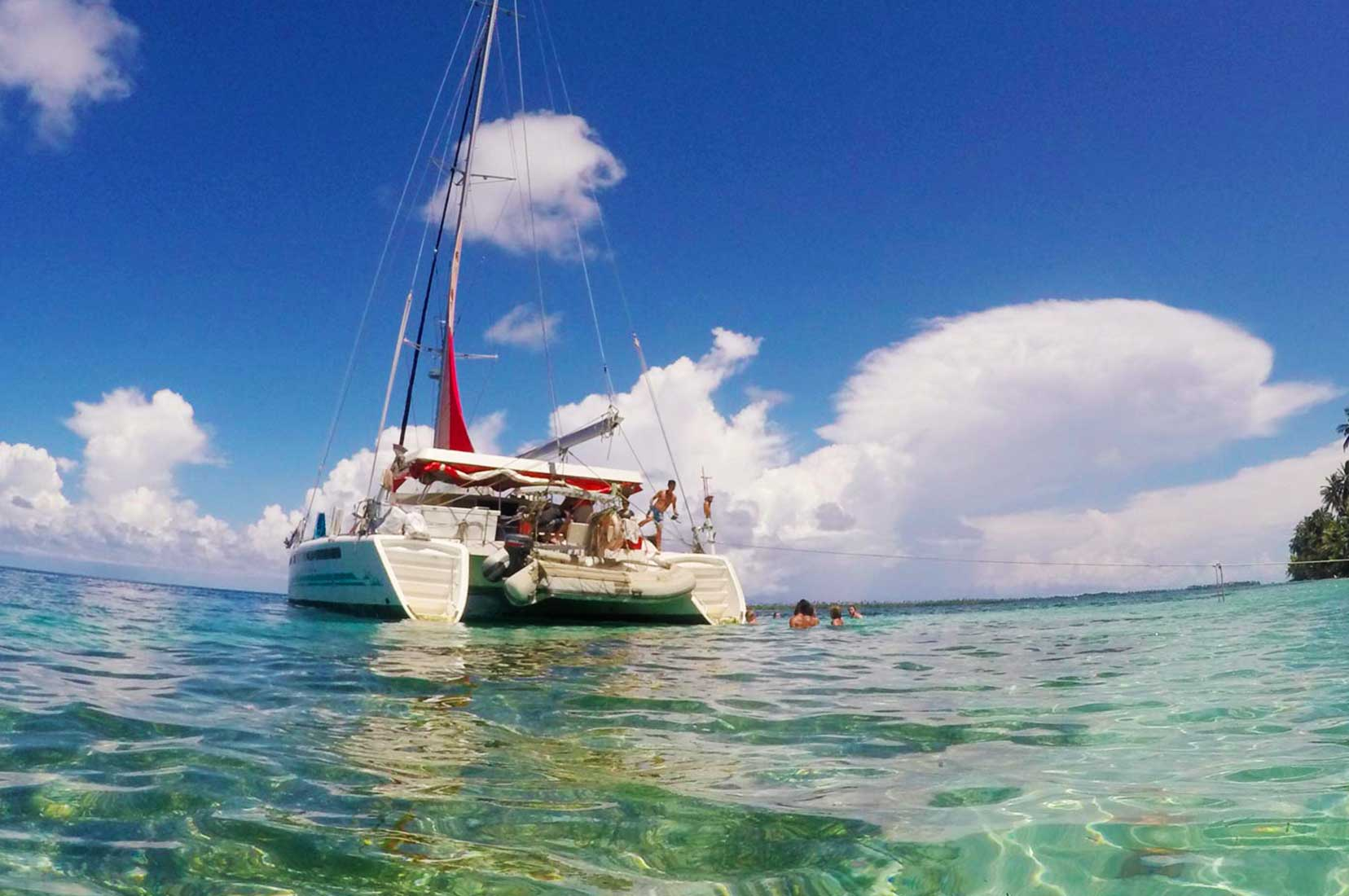 The Best Boats from Panama to Colombia | Colombia Panama Sailing