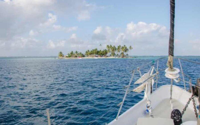 Sailboat Wild Card Island