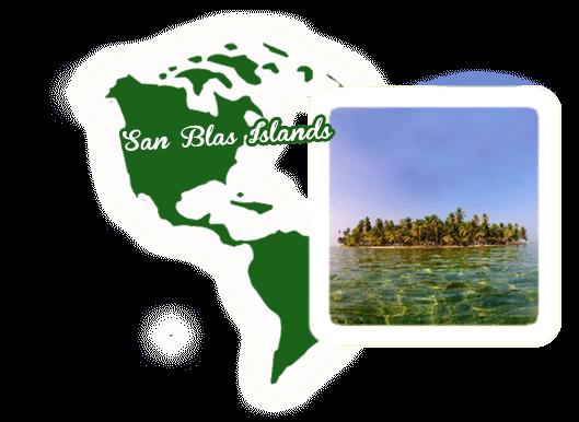 Sail Colombia to Panama via San Blas Islands